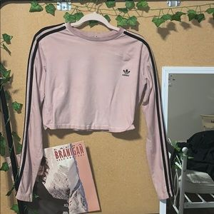 LOWBALLS ACCEPTED - ADIDAS crop top